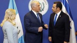 Guatemala po vzore USA otvorila ambasádu v Jeruzaleme
