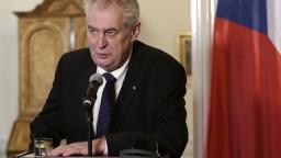 Potvrdili, že novičok sa v Česku nevyrábal. Zeman ohrozil krajinu