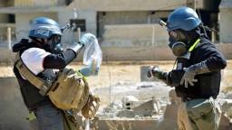 Pri februárovom útoku v Sýrii bol použitý chlór ako chemická zbraň