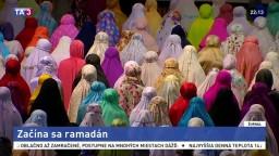 Moslimské krajiny prijali špeciálne opatrenia, dôvodom je ramadán