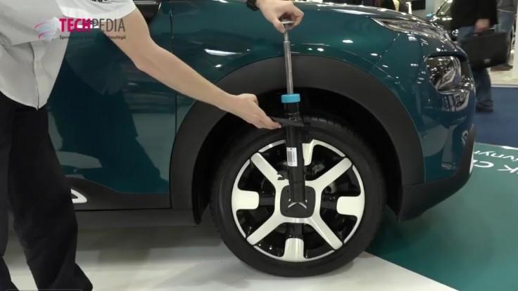 Účinné pretekárske tlmiče zvyšujú komfort aj v bežných Citroënoch