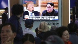 KĽDR mala odovzdať arzenál, stretnutie Kima s Trumpom je otázne