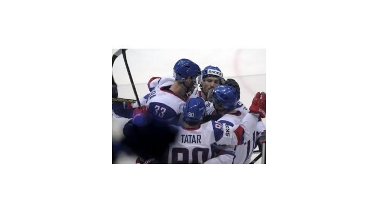 Slováci zdolali Švajčiarsko a získavajú ďalšie tri body