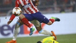 Hlavným hrdinom finále Európskej ligy UEFA bol Griezmann