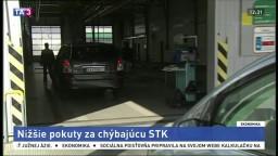Pokuty za TK budú nižšie, pribudnú stanice technickej kontroly