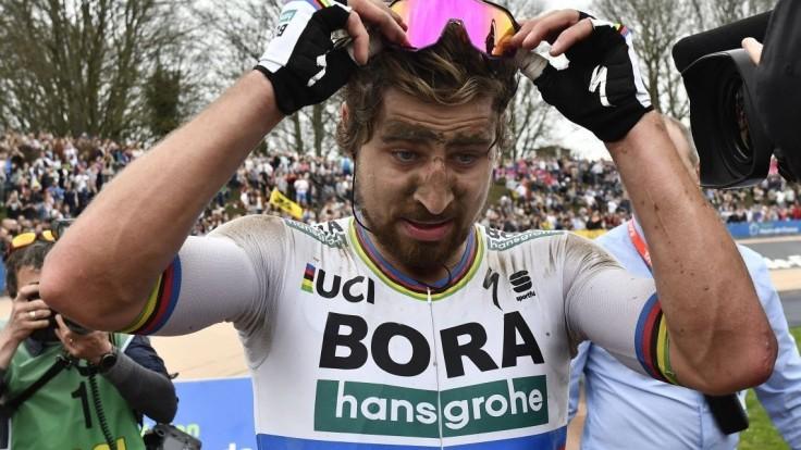 Sagan finišoval ako tretí, na víťazného Kolumbijčana nestačil