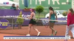 Na turnaji Slovak Open dominovala Kužmová, je v štvrťfinále