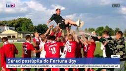 Sereď medzi slovenskou elitou, prebojovala sa do Fortuna ligy