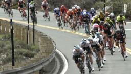 Sagan v šiestej etape Okolo Kalifornie zaostal, oslavoval tím Sky