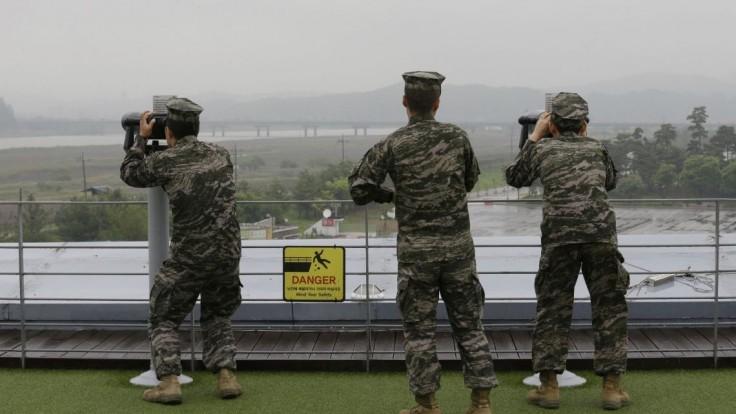 KĽDR vraj stavia plošinu pre novinárov, sledovať majú demolíciu