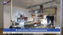 Múzeá si pripomínajú storočnicu Československa