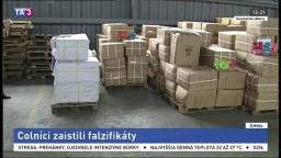 Zaistili desiatky párov falošných tenisiek, stáli by tisíce eur