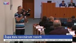 Médiá vraj obťažujú žilinských poslancov. Zaviedli nové pravidlá