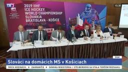 Budúcoročné hokejové majstrovstvá odohráme v Košiciach