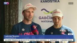 Škantárovcov čaká vrchol sezóny, lúčia sa s vodným slalomom