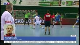 Hádzanársky reprezentant Kopčo prestupuje do francúzskej súťaže