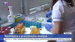 Nová linka laboratória zanalyzuje desaťtisíce vzoriek denne