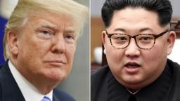 Historické stretnutie s Kimom sa zrejme odloží, naznačil Trump