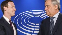 Šéfa Facebooku vypočul europarlament, zlyhanie ho mrzí