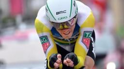 O víťazstve 16. etapy Giro d´Italia rozhodla časovka, radoval sa Dennis