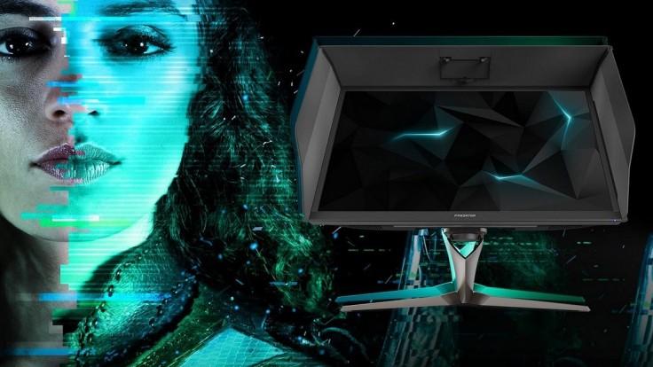 Predátor medzi 4K monitormi s G-Sync HDR pre náročných hráčov
