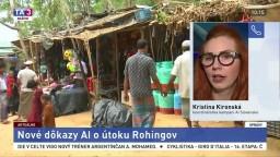 K. Kironská o etniku Rohingov