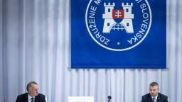 Na sneme ZMOS vystúpili Kiska, Pellegrini i šéfka Ústavného súdu