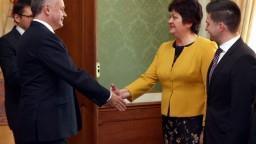 Kiska prijal ombudsmanku, poukázala na dlhodobé problémy