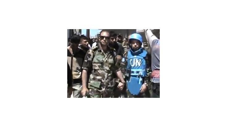 Sýrska armáda ostreľovala mesto Rastán, zabila najmenej deväť ľudí
