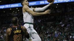 NBA: Boston je krok od postupu do finále, zdolal Cleveland