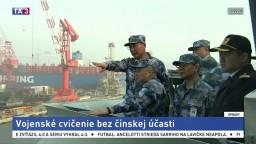USA nepozvali Čínu na vojenské cvičenie, podľa Pekingu zbytočne