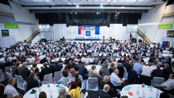 ZMOS avizuje reformu, kompetencie krajov a štátu sa majú rozdeliť