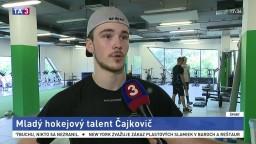Slovenský hokej má ďalší talent, vyrovnal Gáboríkov rekord