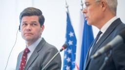 Spojené štáty a Únia by nemali byť konkurentmi, vyhlásil Korčok