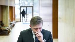 Interrupčný návrh zákona Fico nepodporí, považuje ho za protiústavný