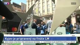 V Kyjeve ukázali trofej Ligy majstrov, získa ju Madrid či Liverpool?