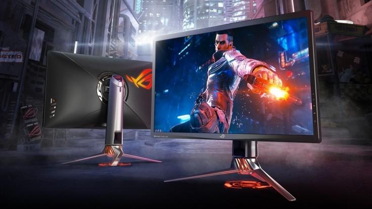 Asus vstupuje do ringu s vlastným G-Sync HDR herným monitorom
