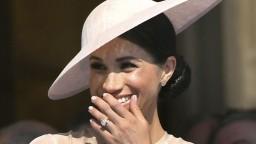 Predstavili osobný erb vojvodkyne Meghan, symboly evokujú jej pôvod