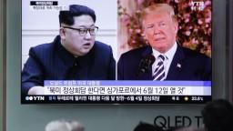 Trumpove slová vyvolali rozruch, stretnutie s Kimom sa možno uskutoční