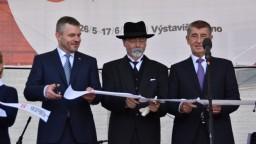 Brno oslavuje výročie Československa, premiéri otvorili festival Re:publika