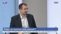 HOSŤ V ŠTÚDIU: K. Baraník o zmenách pri voľbe ústavných sudcov