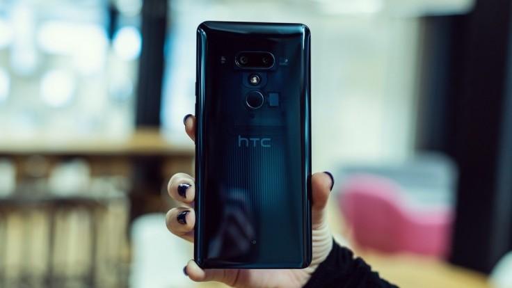 HTC U12+: Výkon v odvážnom dizajne s bokmi citlivými na stisk
