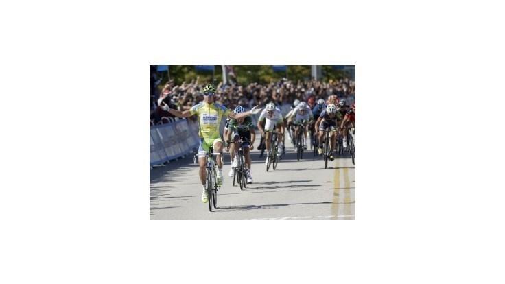 Peter Sagan víťazom aj 2. etapy Okolo Kalifornie