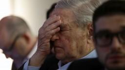 EÚ hrozí veľká finančná kríza, tvrdí Soros. Vidí tri hlavné riziká
