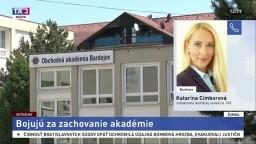 Poslanci odhlasovali zrušenie akadémie v Bardejove, rodičia bojujú petíciou