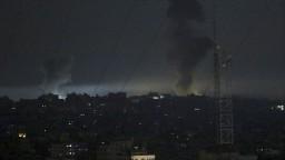 Izrael reagoval na útoky z Pásma Gazy, zaútočil na vojenské ciele