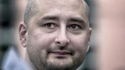 Zavraždený novinár žije. Babčenko sa šokujúco objavil pred kamerami