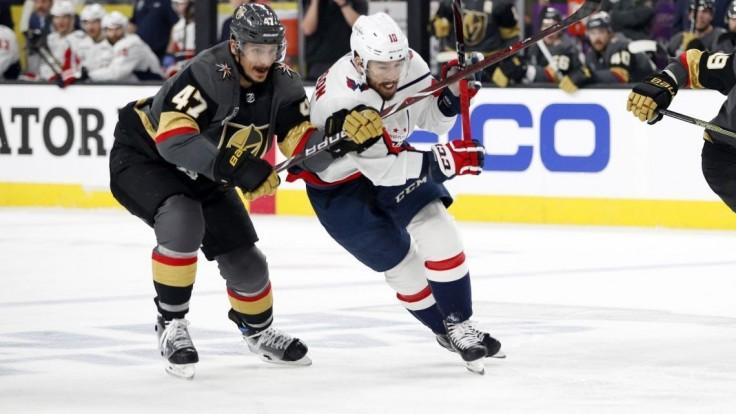 NHL: Washington vyrovnal stav finále, zvíťazil v Las Vegas