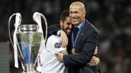 Zidane prekvapivo končí ako tréner Realu, oznámil aj dôvod