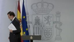 Prvýkrát v histórii padla španielska vláda. Premiér sa hájil, nepomohlo